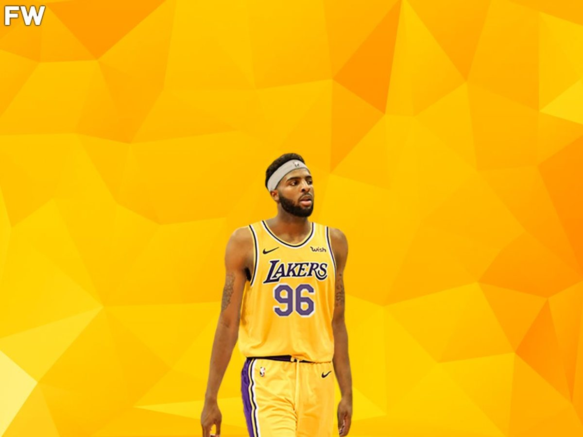 Mitchell Robinson Lakers