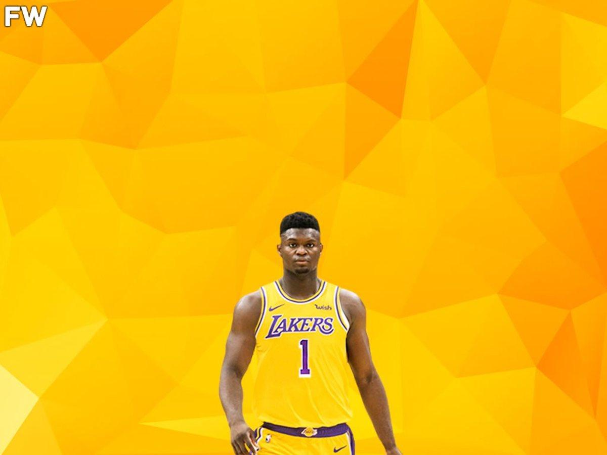 Zion Williamson Lakers