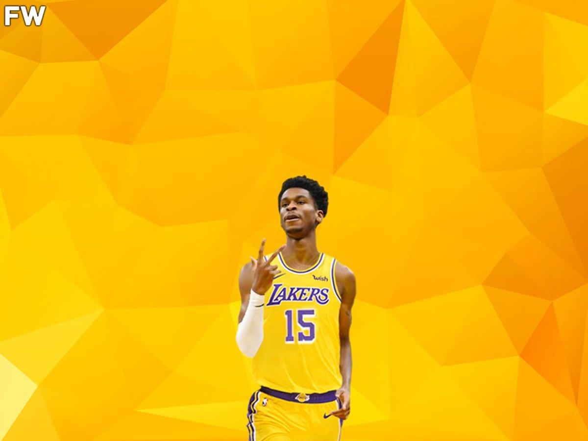 Shai Gilgeous-Alexander Lakers