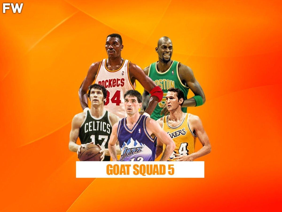 GOAT Squad 5