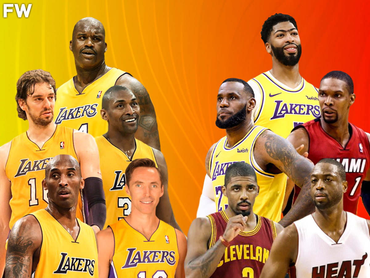 The Game Everyone Wants To Watch: Team Kobe vs. Team LeBron