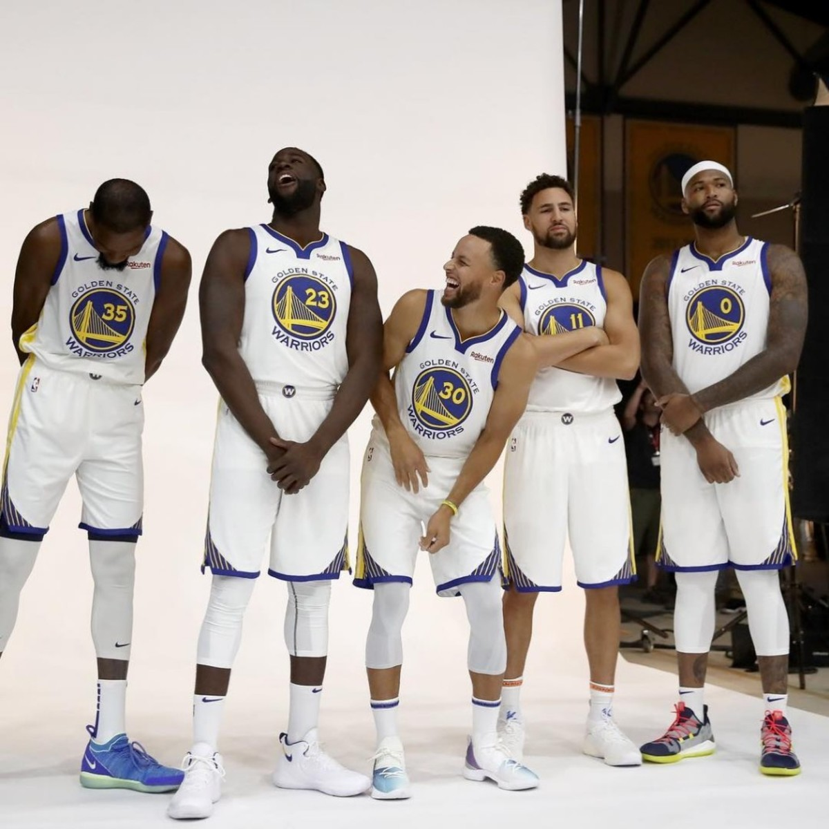 Warriors GM Thought DeMarcus Cousins' Call Was A Prank