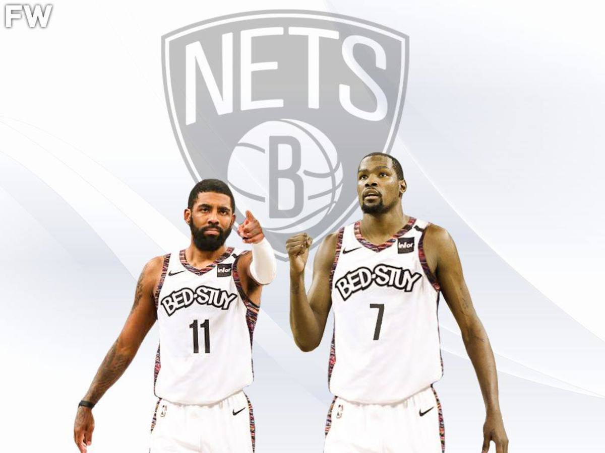 Kevin Durant And Kyrie Irving Have Something To Prove
