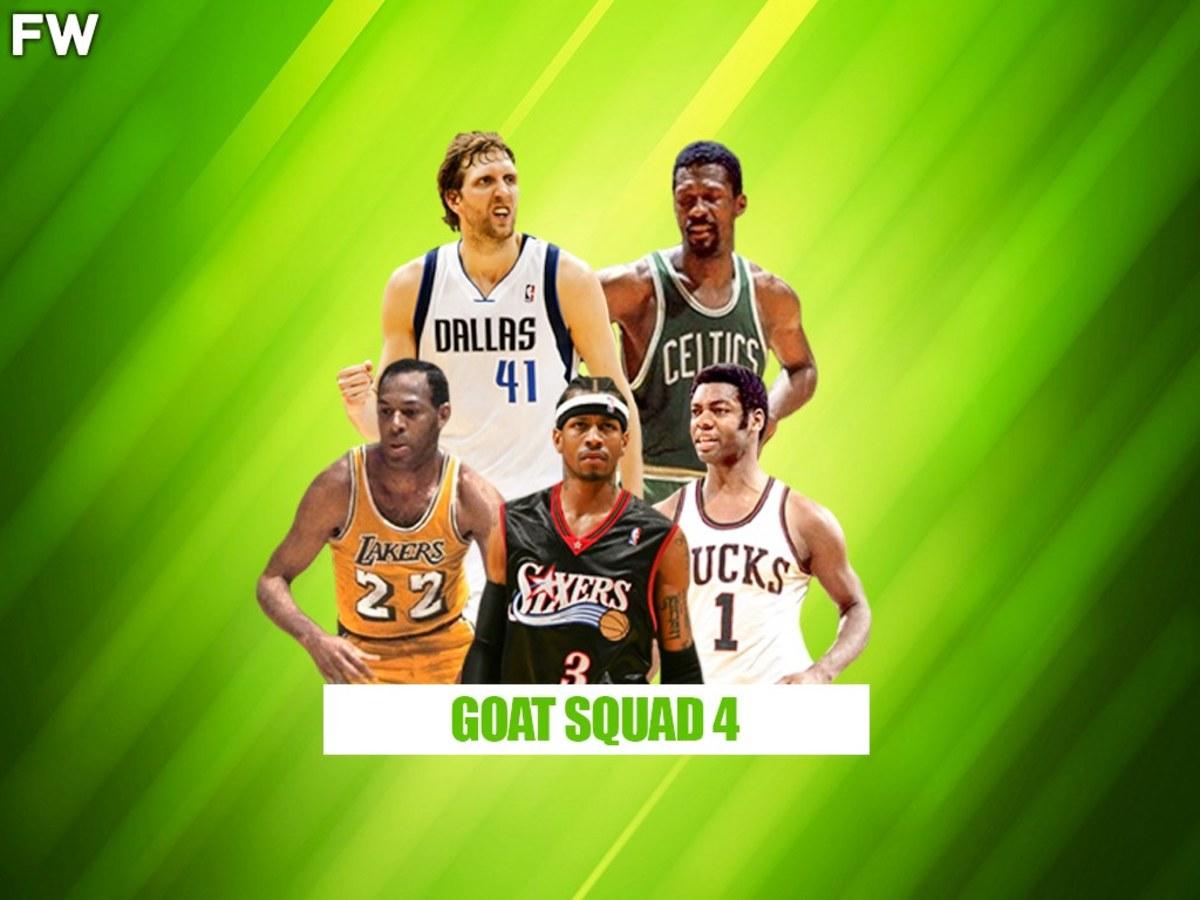 GOAT Squad 4