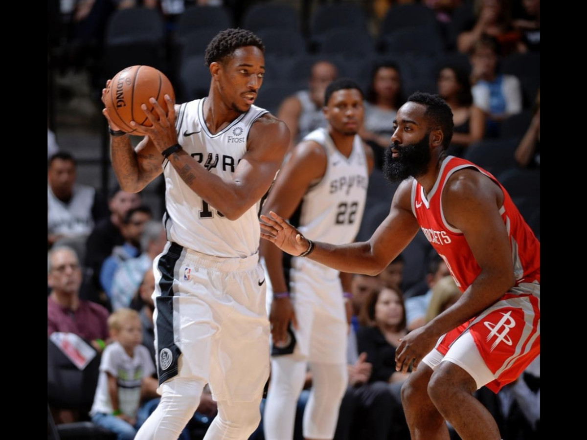 official photos 8c84f d99b7 The San Antonio Spurs Point Guard Problem And How They Can ...