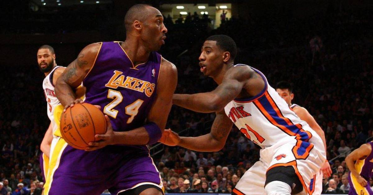 Iman Shumpert Shares An Awesome Kobe Bryant Story