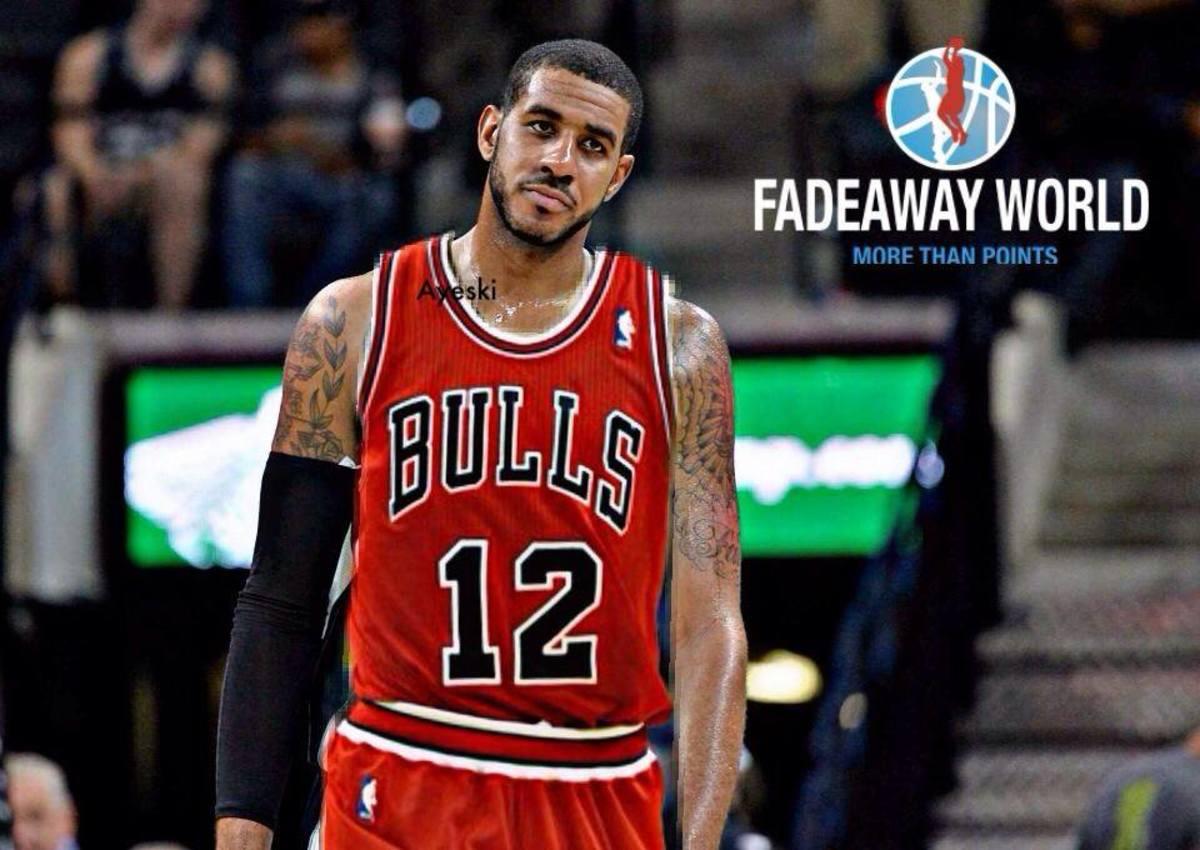 LaMarcus Aldridge, Chicago Bulls