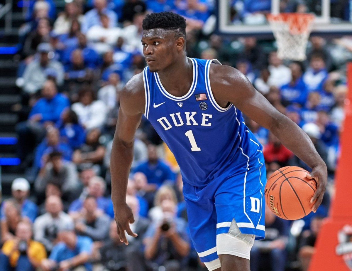 Brian Windhorst Says Zion Williamson Can Return To Duke If He Doesn't Want To Play For Pelicans