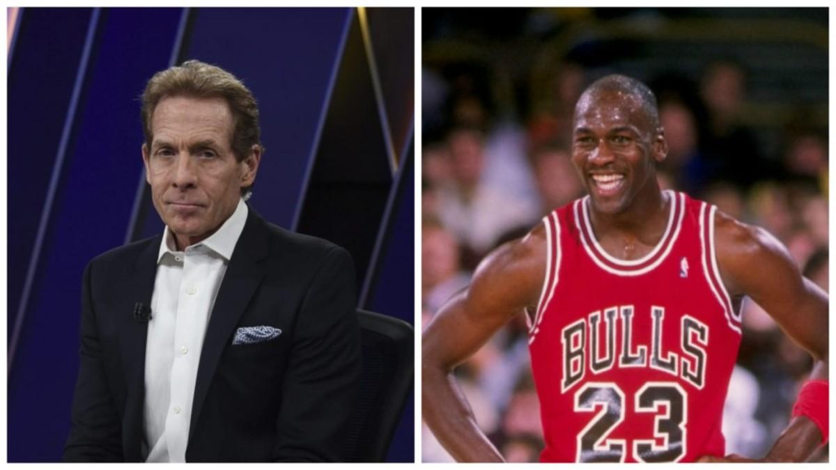An Old Tweet By Skip Bayless Has Exposed His True Feelings About Michael Jordan