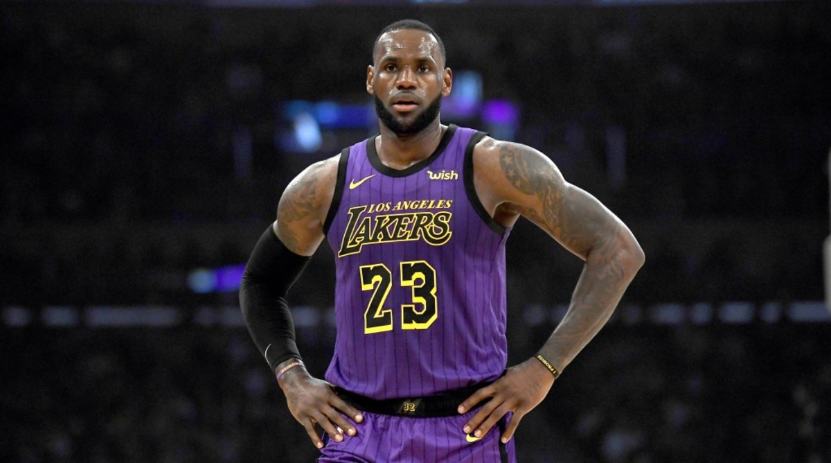 LeBron James Reportedly Has Two Priorities: To Team With Bronny And To Own A Franchise