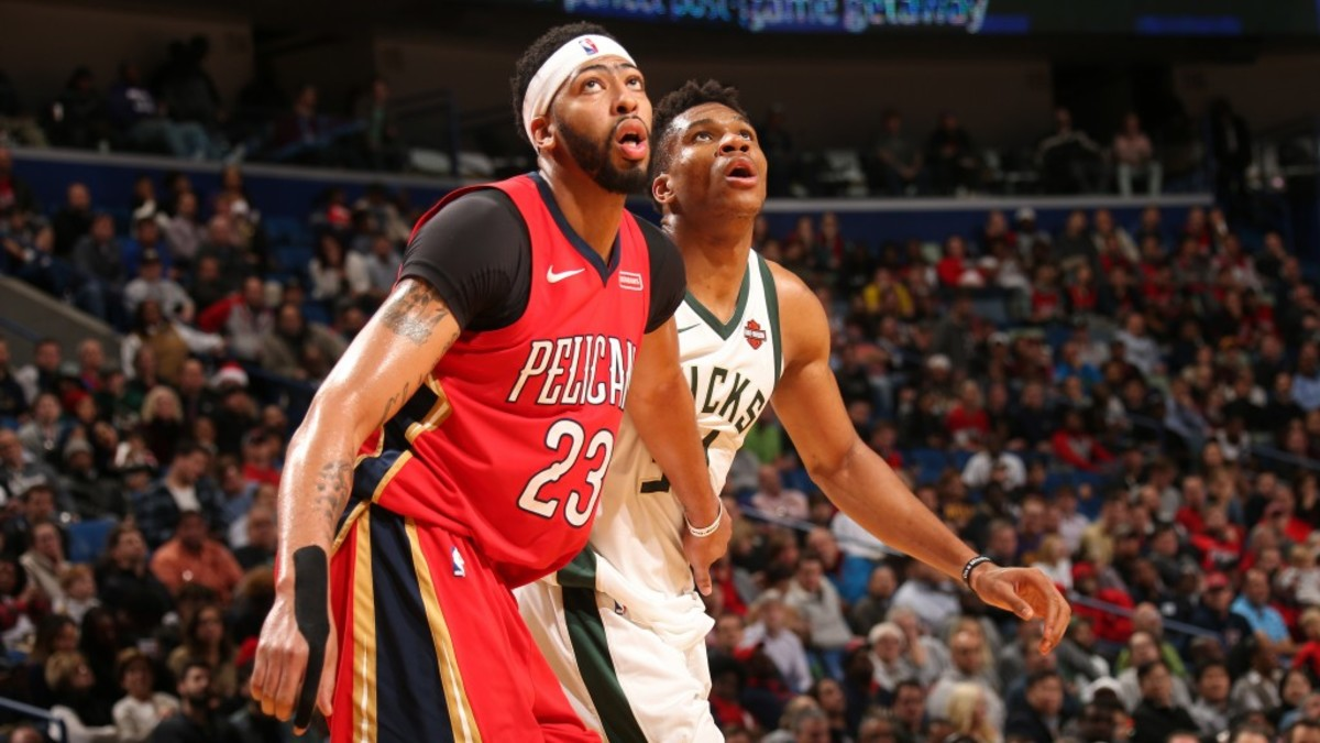 Giannis and Davis