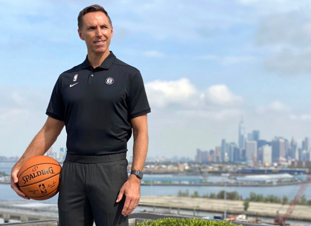 """Steve Nash On Signing With The Brooklyn Nets:  """"I Have Benefitted From White Privilege. Our Society Has A Lot Of Ground To Make Up... I'm Not Sure This Is An Example That Purely Fits That Conversation."""""""