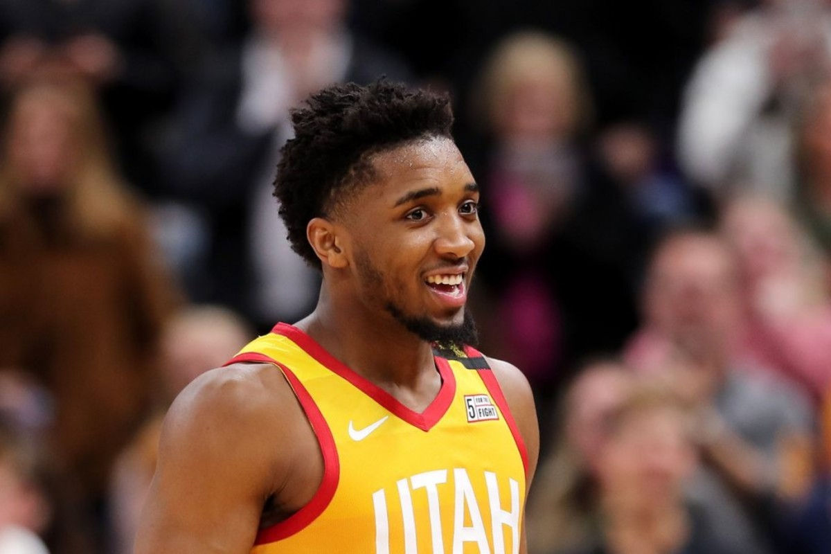 """Donovan Mitchell Boldly Claims That The Jazz Would Win The NBA Championships If It Wasn't For Injuries: """"No Slight To Phoenix Or Milwaukee Or The Clippers"""""""