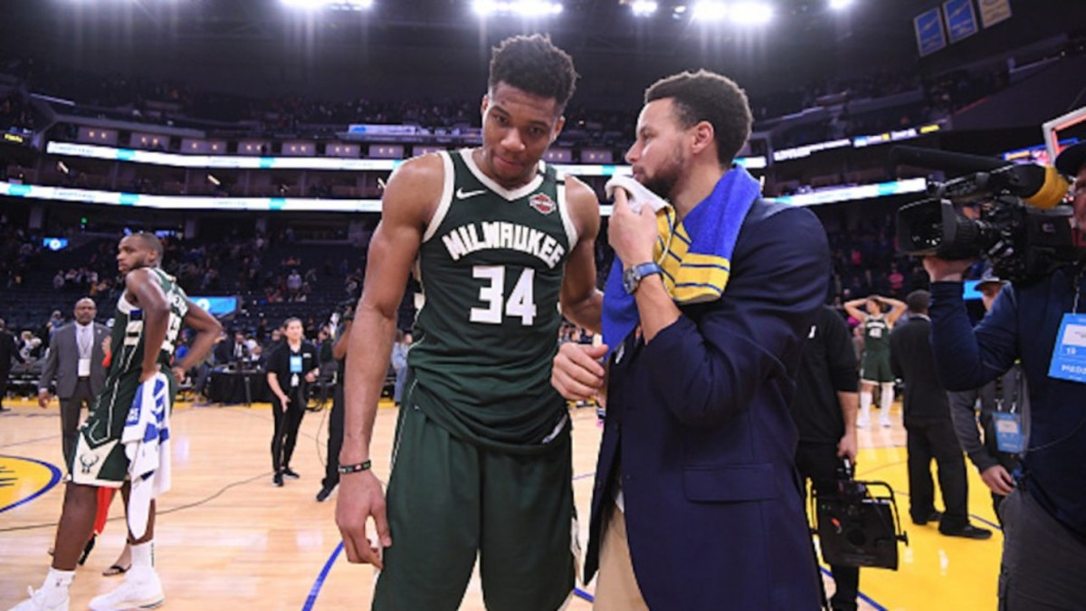 Charles Barkley On Giannis' Future: 'We Could Have Another Kevin Durant Situation & We Don't Want That'