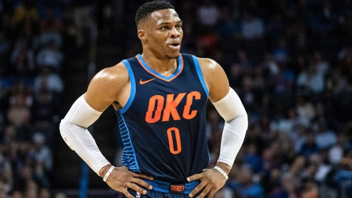 Top 10 Worst Three-Point Shooters Right Now Westbrook