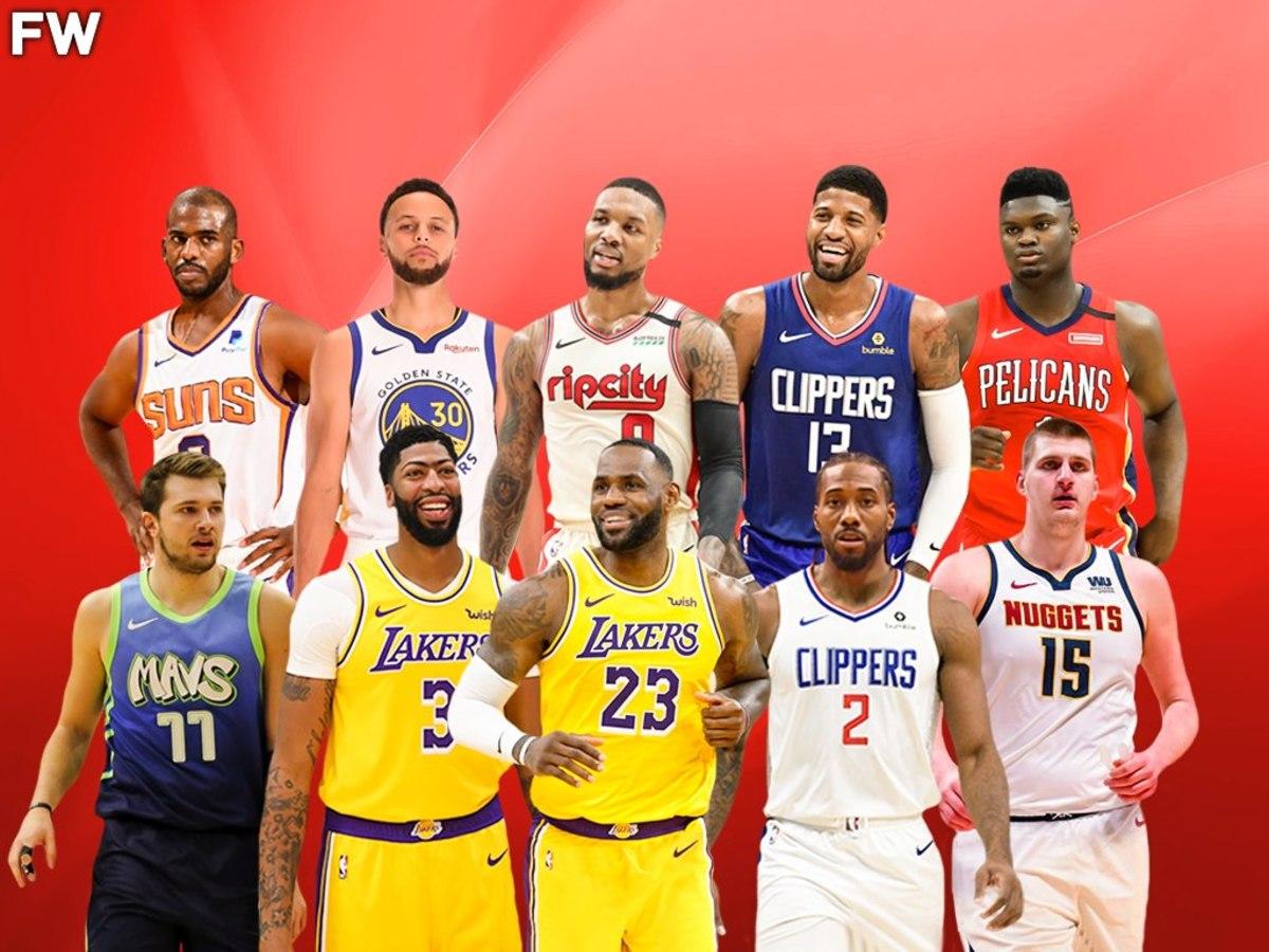 Western Conference Superstars