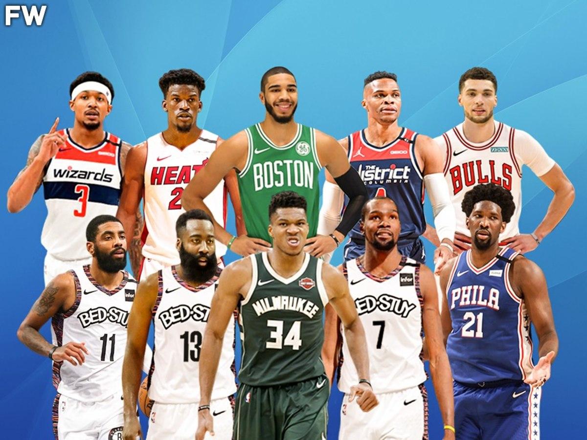 Eastern Conference Superstars