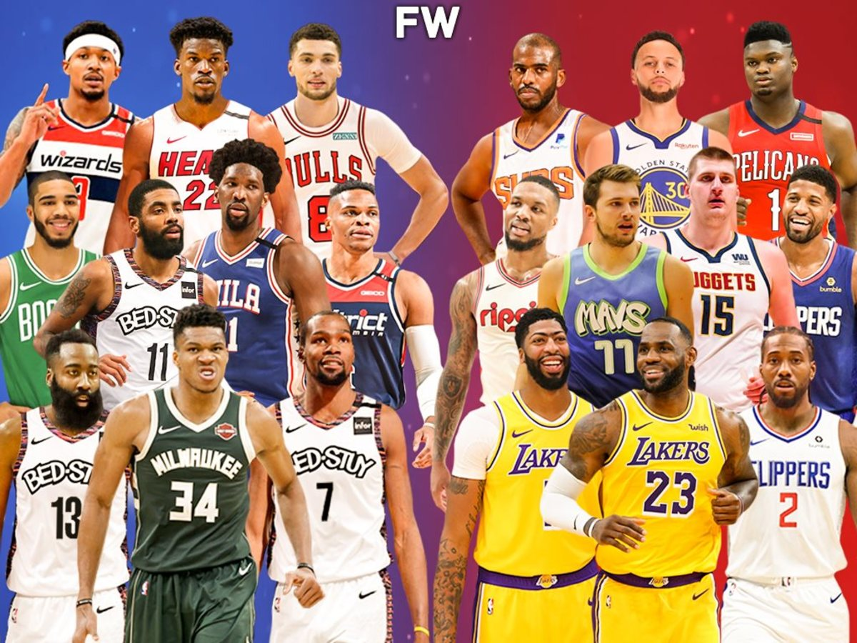 The East Have Become The Best Conference In The NBA After 21 Years