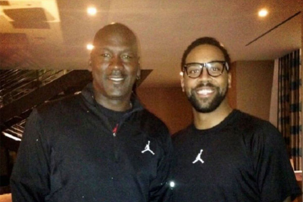Michael Jordan's Son Marcus Reveals He Beat MJ In 1-On-1, But Lost The Immediate Rematch