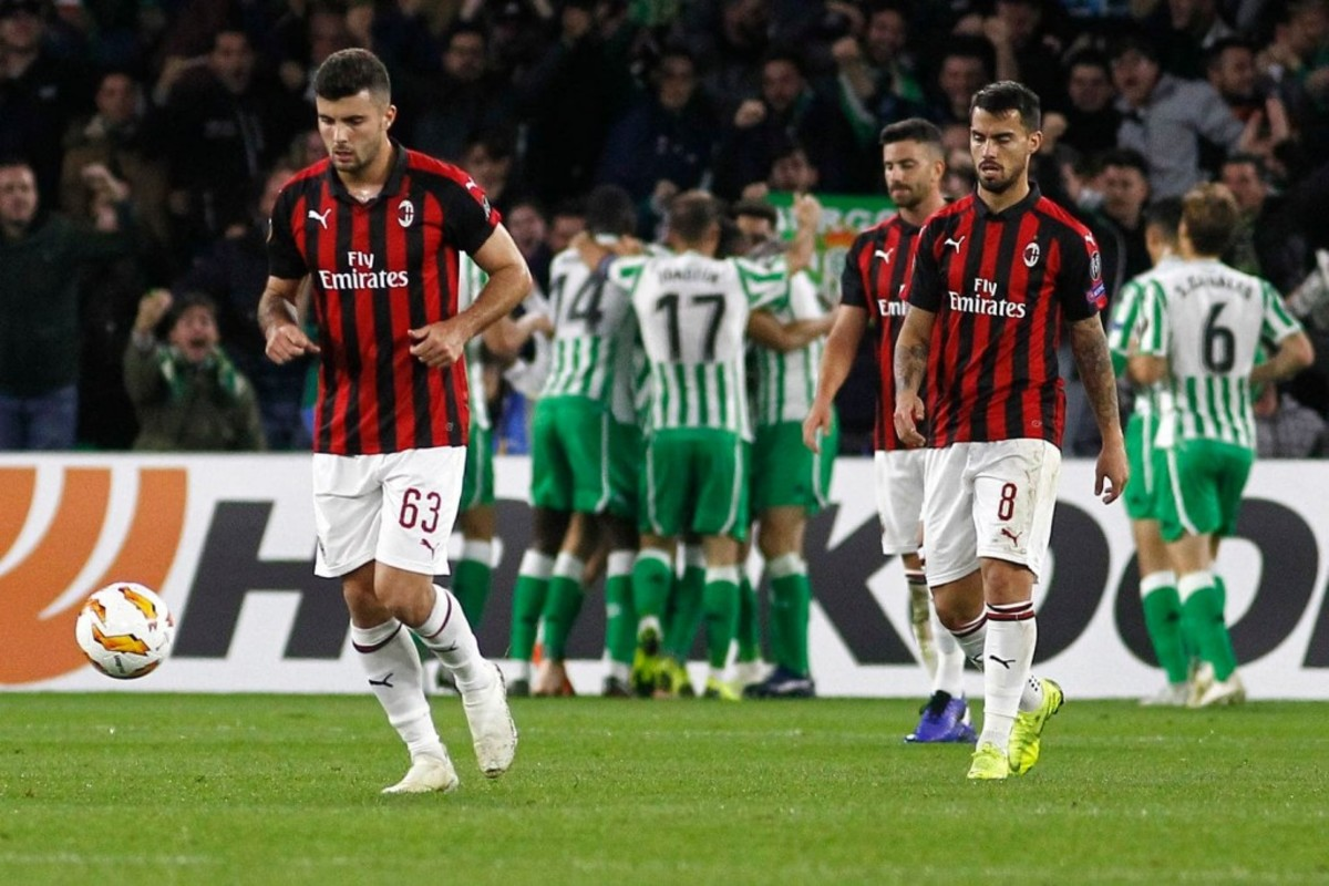 Breaking: Serie A Giants Milan Banned From Europa League Due To Financial Fair Play Issues