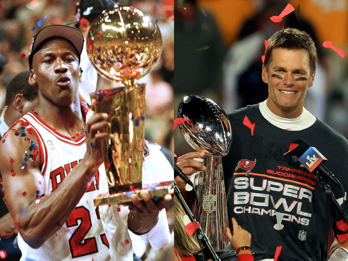 """Max Kellerman: """"The GOAT In Team Sports Is Still Michael Jordan, Not Tom Brady."""""""