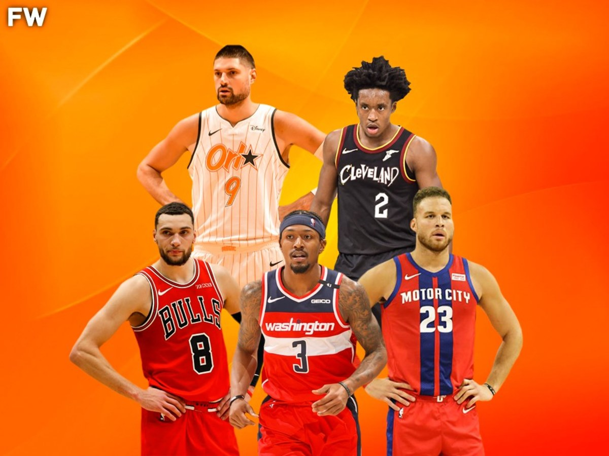 Would A Team With The Best Player From Each Of The 5 Worst Eastern Conference Teams Win A Title?