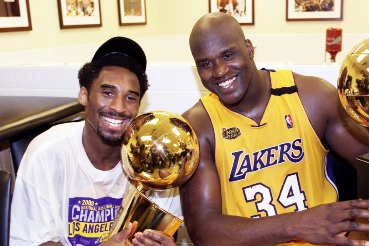 """Shaq O'Neal On Relationship With Kobe Bryant: """"Everyone Thought We Had A Bad Relationship. No, We Had A Respectable Relationship. Respectable Enough To Win Three In A Row. Did We Agree On Stuff All The Time? No."""""""
