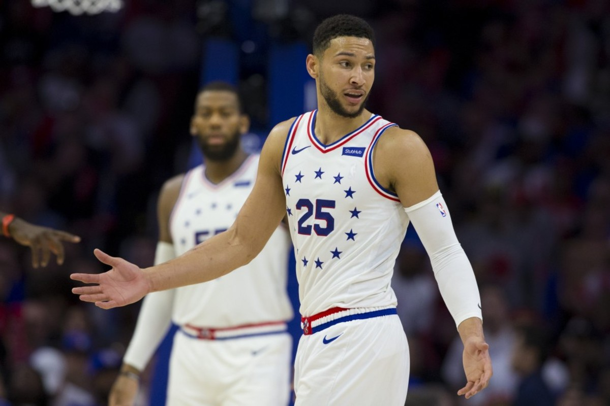 """Pre-Draft Analysis Of Ben Simmons From 2016 Shows There Were Always Questions Surrounding His Play And His Mentality: """"Simmons' Lack Of Competitiveness In Some Crucial Games Has Raised Questions About His Character As A Basketball Player."""""""