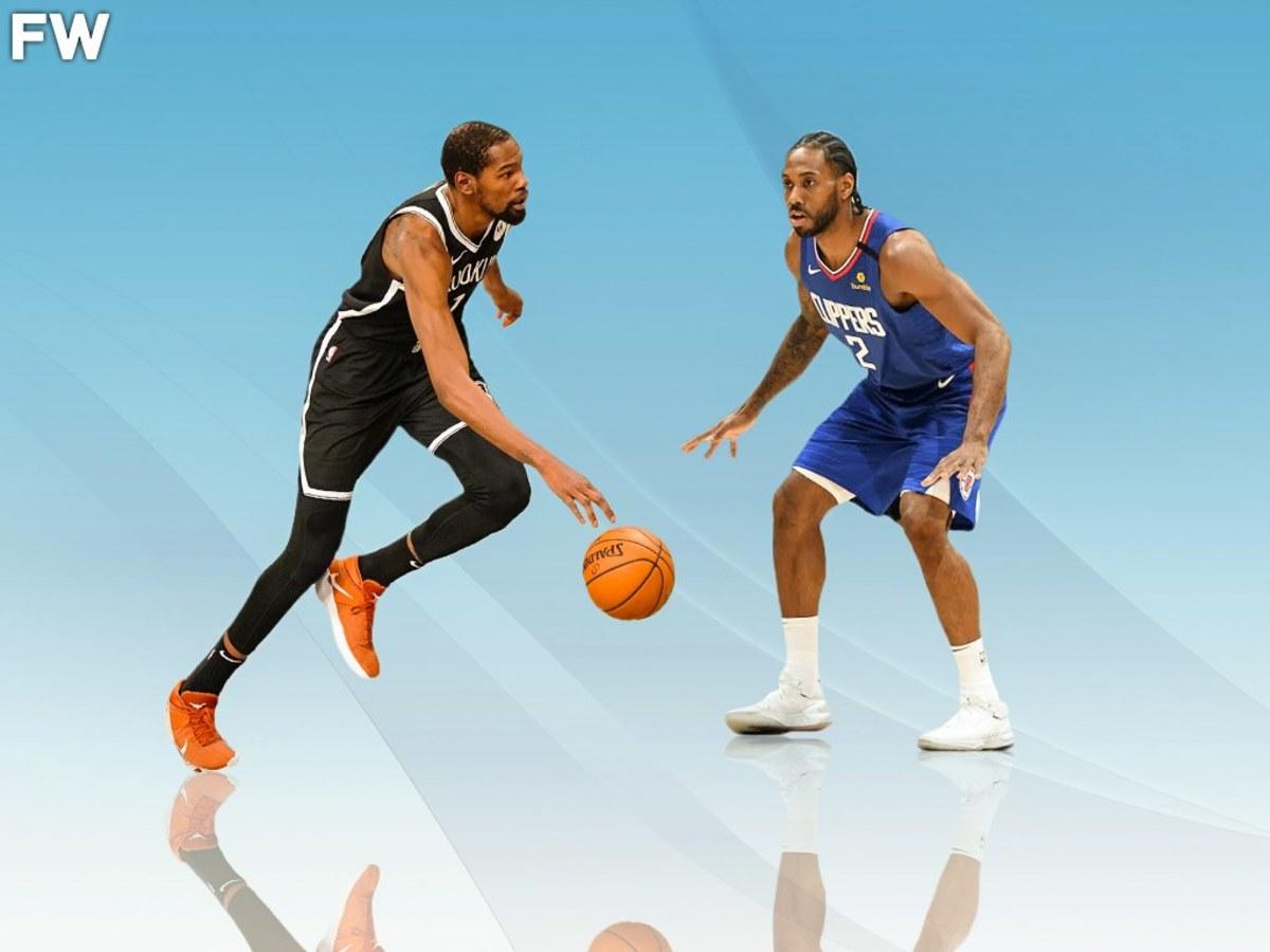 Kevin Durant vs. Kawhi Leonard
