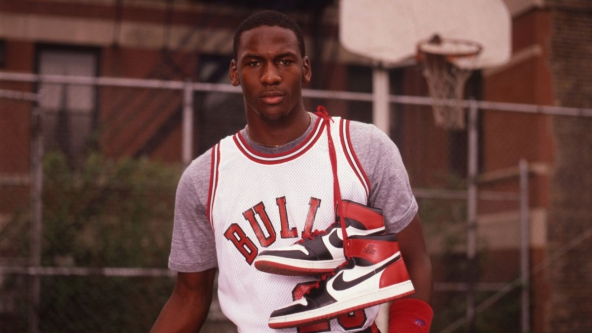 An Original Pair Of Jordan 1s Sold For A Record Price On Ebay