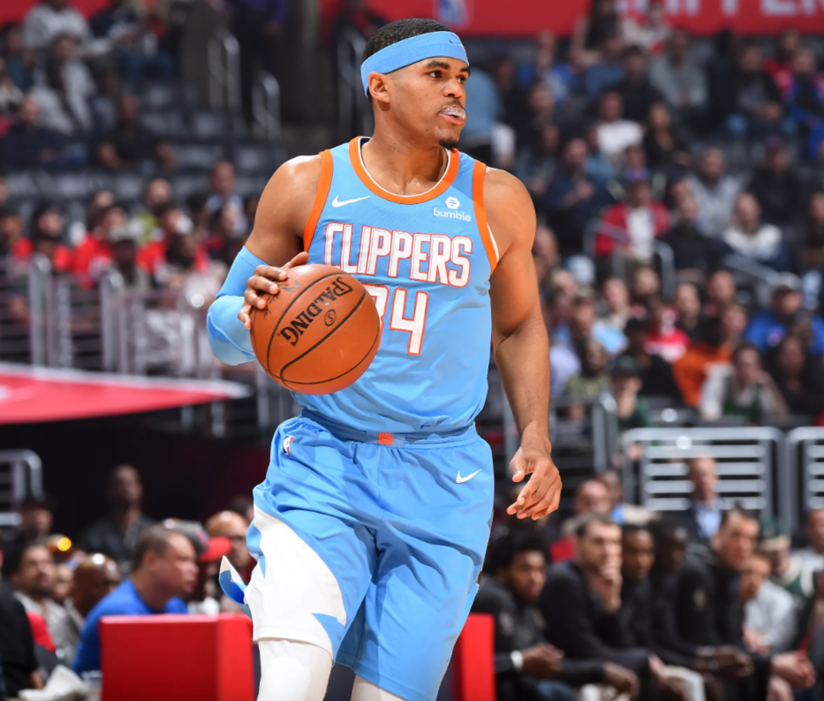 Tobias Harris clippers 12312