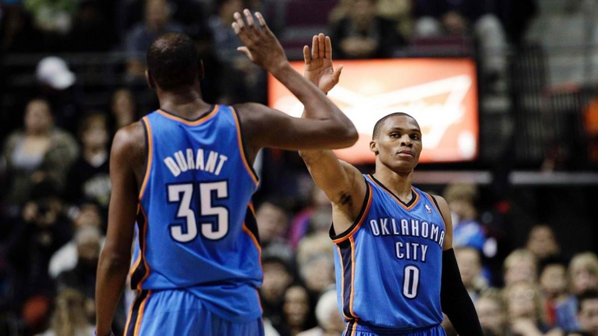 Durant-and-Westbrook
