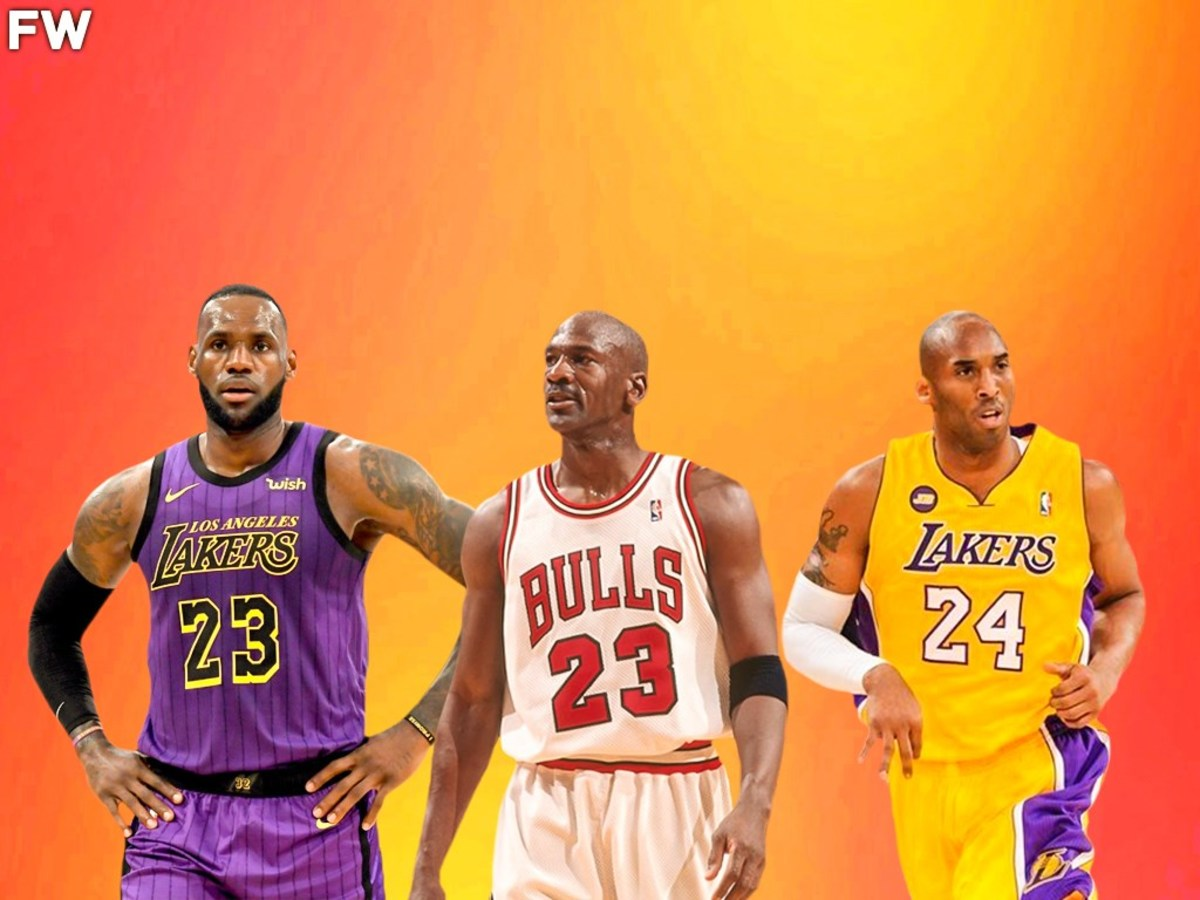 """Muggsy Bogues On GOAT Debate: """"They're All Sitting At The Same Table. I Should Say MJ Is Above Them All For Me And Then I Would Get MJ, LeBron, And Kobe."""""""
