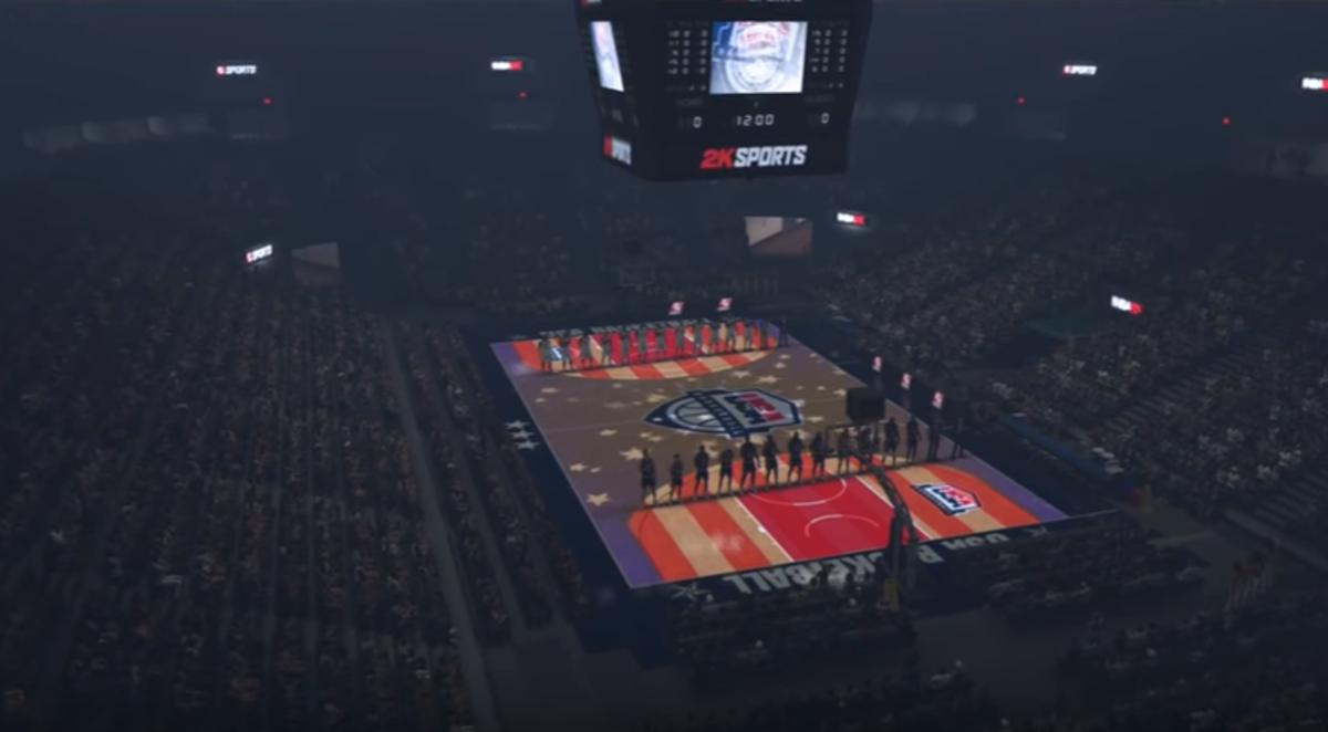 NBA 2K17 1st Trailer!