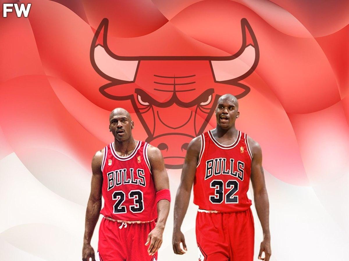 Michael Jordan & Shaquille O'Neal