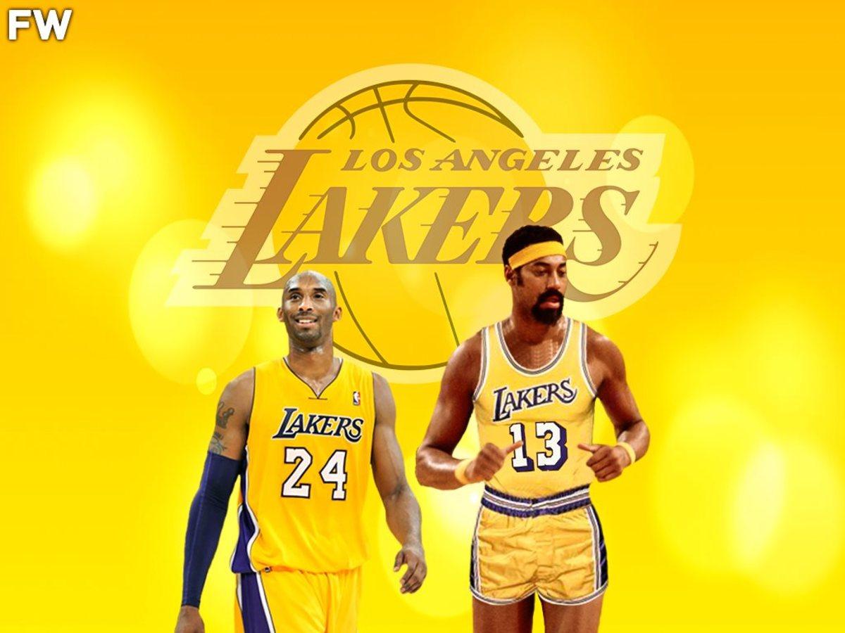 Kobe Bryant & Wilt Chamberlain