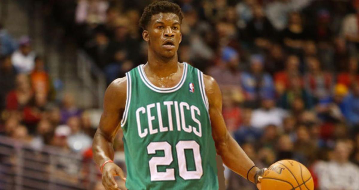 Jimmy Butler Boston Celtics