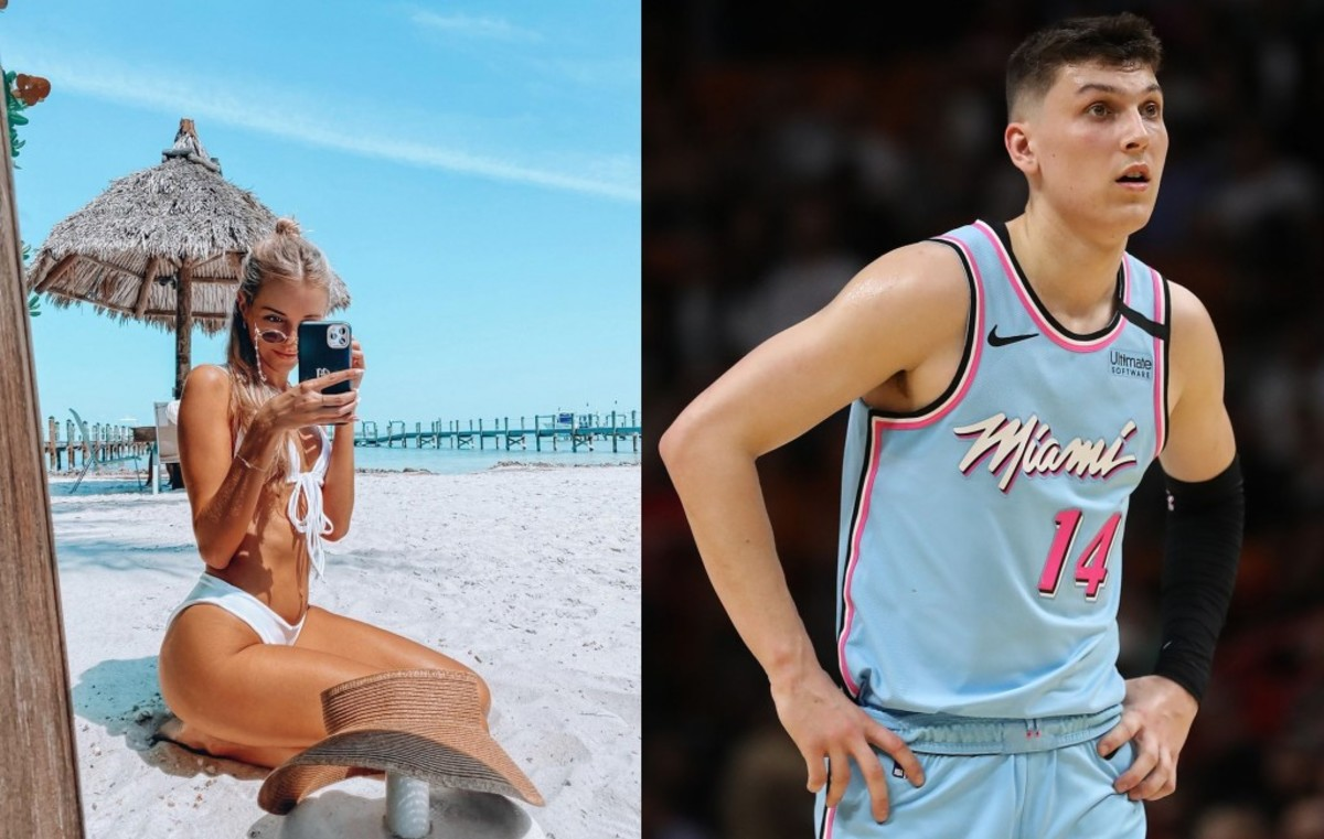 IG Model Under Fire For Trying To Reconnect With Tyler Herro After He Became Famous NBA Player