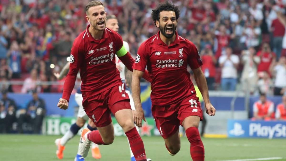 VIDEO: All Goals From Liverpool 2-0 Tottenham | UEFA Champions League Finals