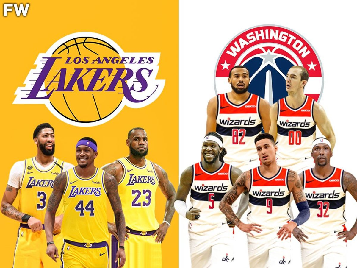 Los Angeles Lakers Should Free Bradley Beal And Create The Best Big Three In The NBA