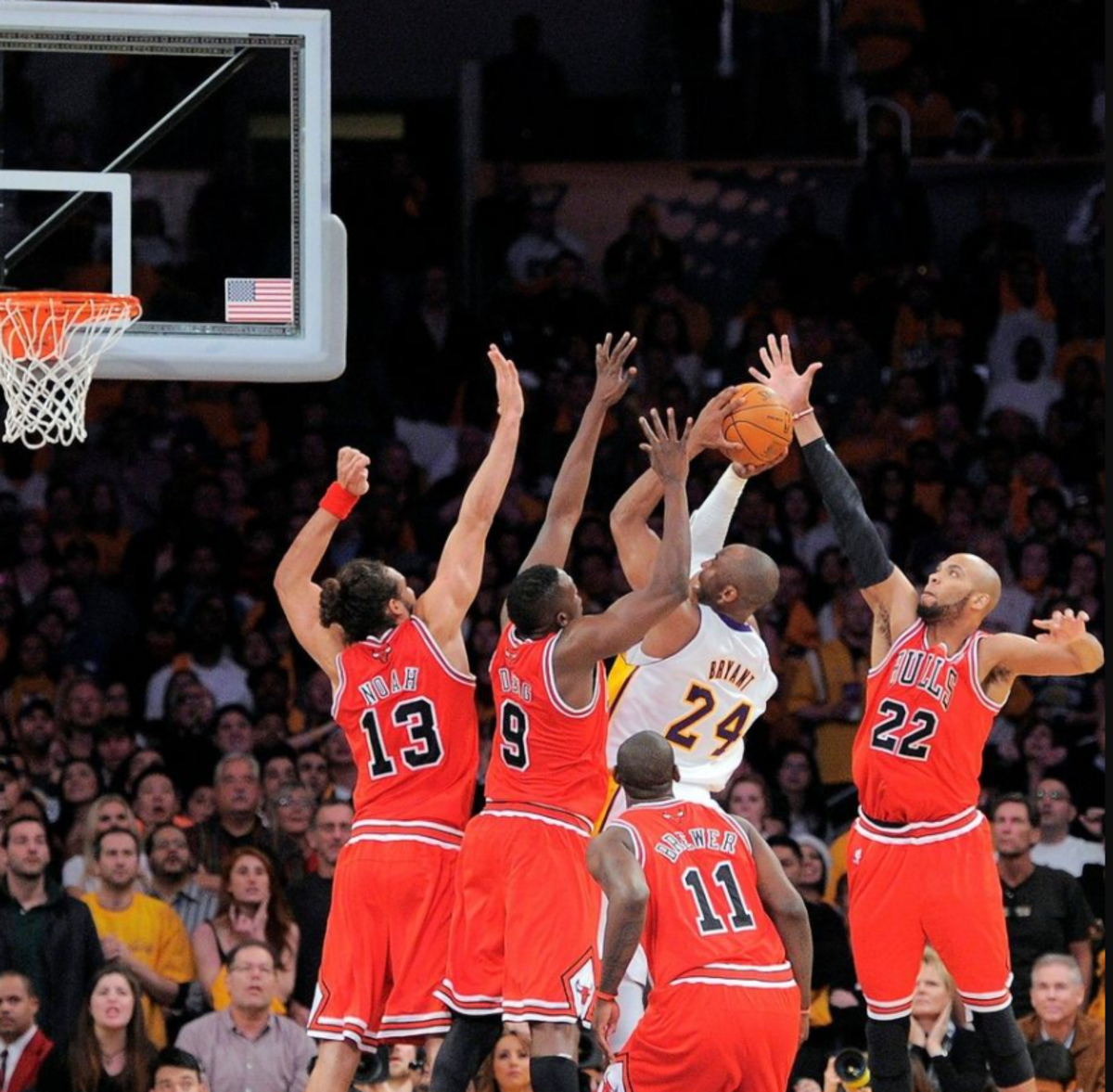 Kobe Bryant Bulls