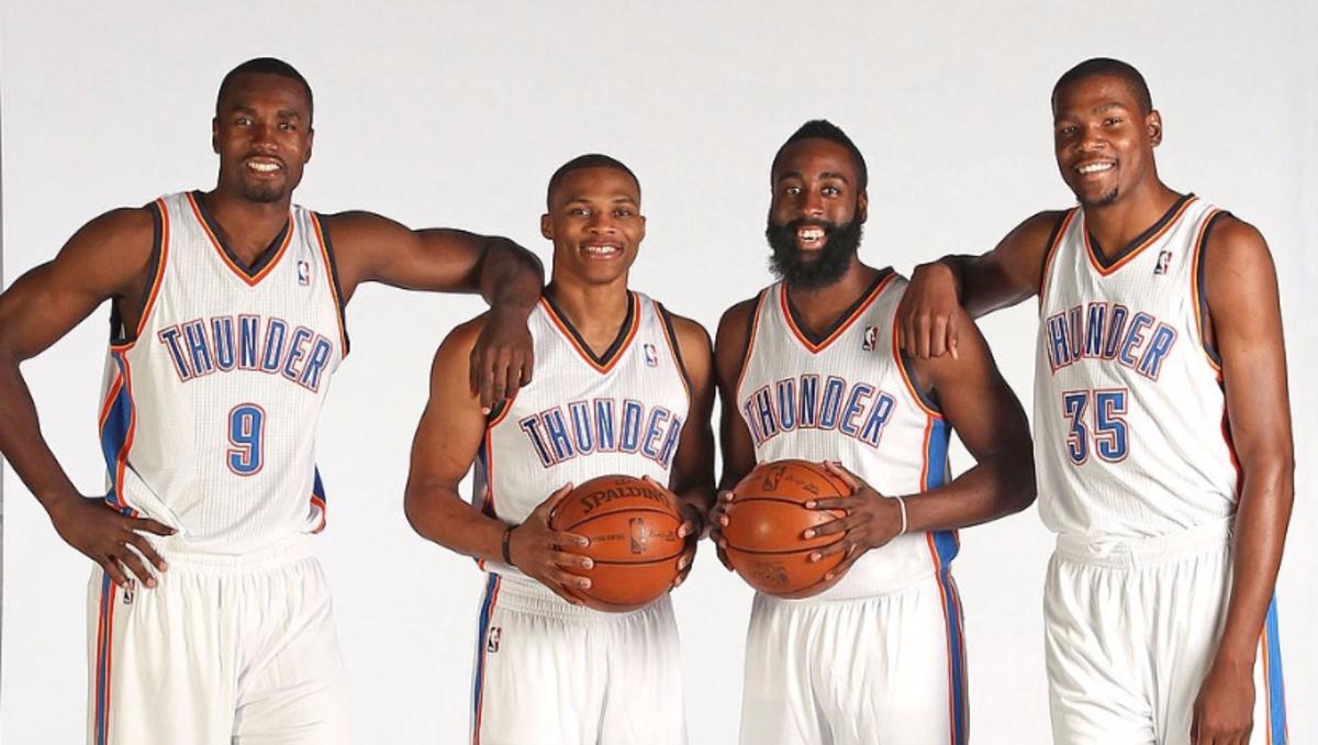 OKC Thunder NBA 1412412