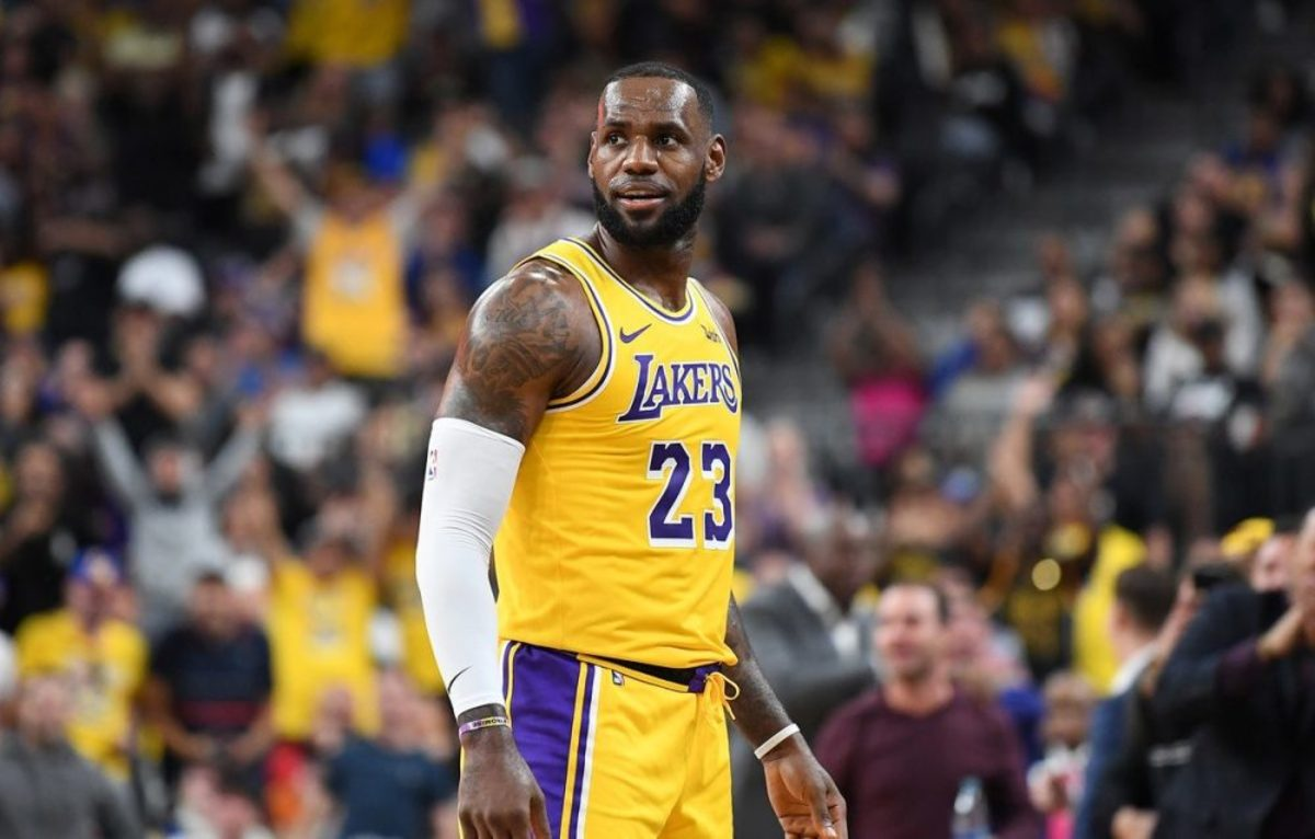 Stephen A. Smith: 'LeBron Is Going To Remind Everybody He's That Dude'