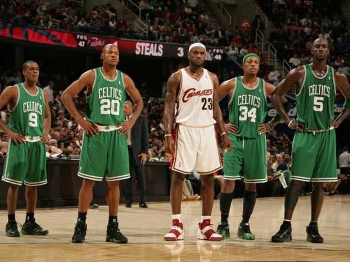 """Paul Pierce Says Players Today Are Scared Of LeBron: """"My Era Is Out The league, We Weren't Afraid Of LeBron."""""""