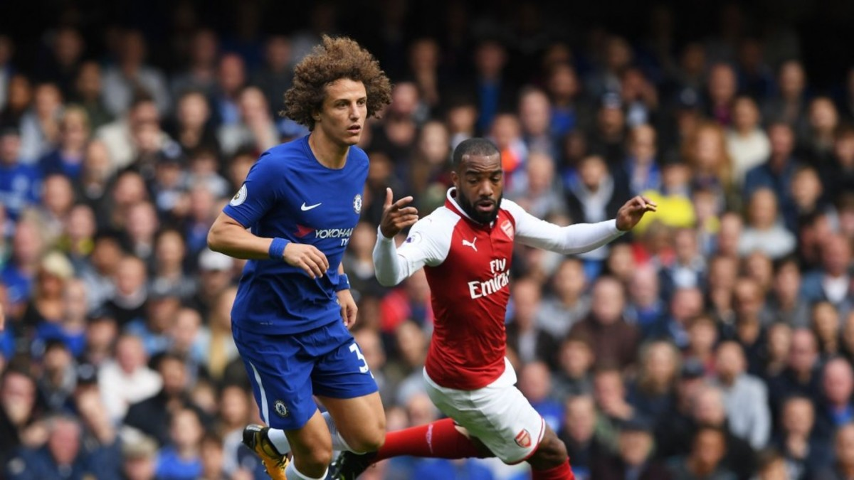 David Luiz To Become 10th Player To Play For Arsenal, Chelsea In Premier League After Agreeing Deal With The Gunners