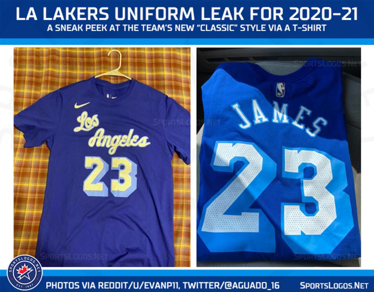 Leak via SportsLogo.net