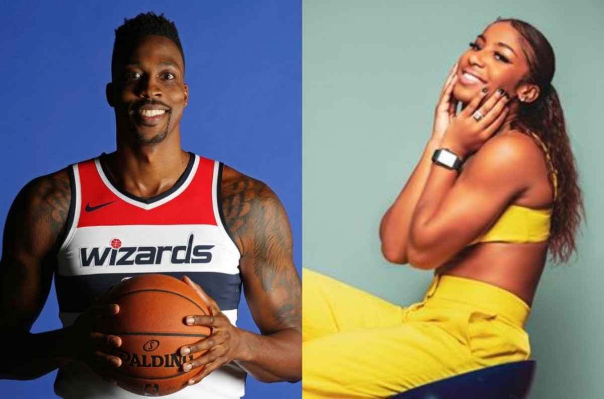 Dwight Howard Is Reportedly Engaged To His 21-Year Old Girlfriend Te'a Cooper