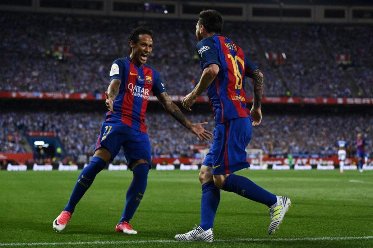 BREAKING: Neymar 'Agrees 5-Year Deal' With Barcelona