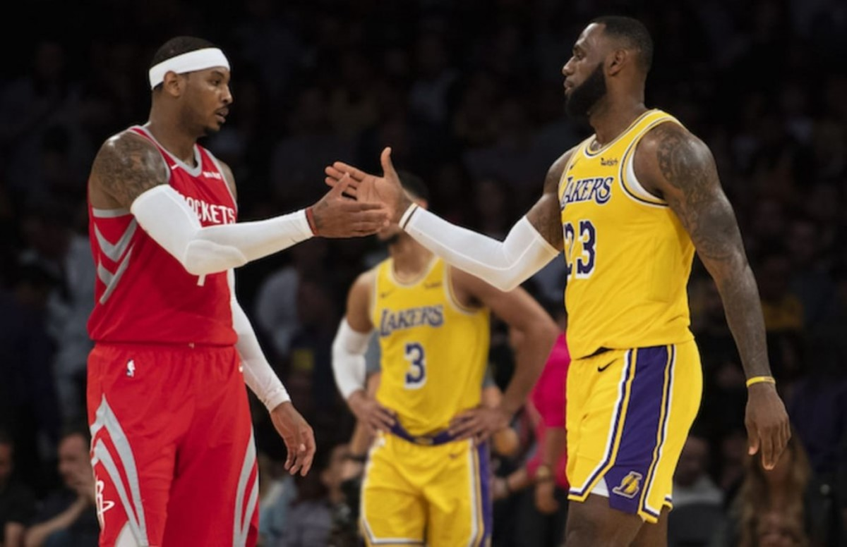 041126a6d49a NBA Rumors  Carmelo Anthony Close To Signing With Los Angeles Lakers ...