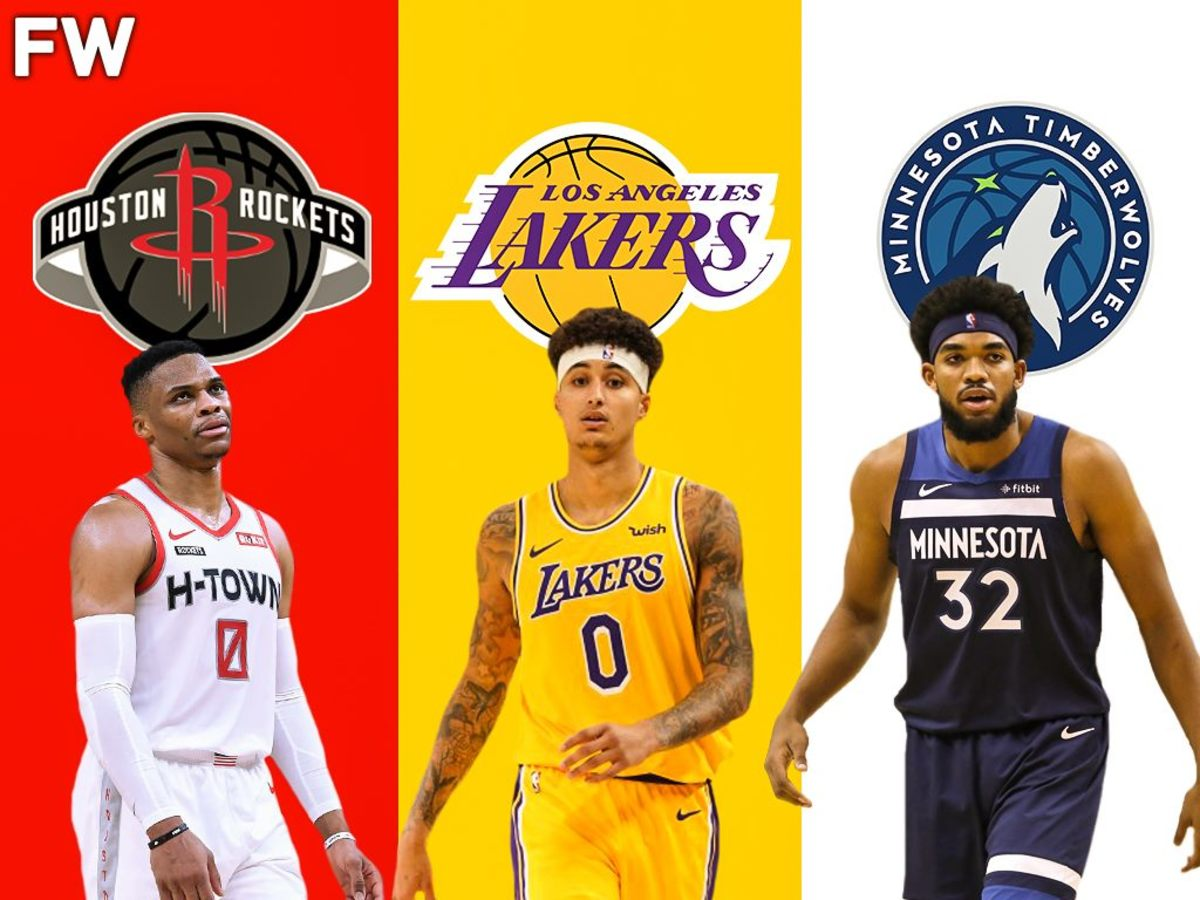 The Most Important NBA Rumors Right Now: Russell Westbrook, Kyle Kuzma And Karl-Anthony Towns